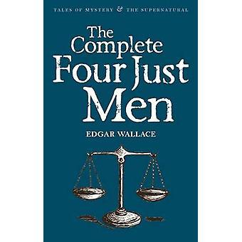 De volledige vier enkel mannen door Edgar Wallace - David Stuart Davies - D
