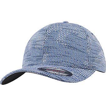 Flexfit by Yupoong Mens Flexfit Jacquard Knit Baseball Cap
