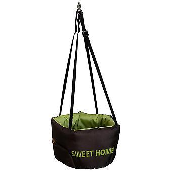 Tyrol Wiege für Nagetiere Sweet Home (Vögel , Spielzeug)