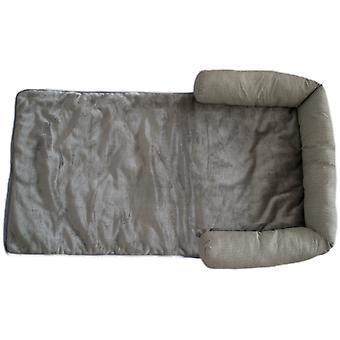 Ferribiella Dogbed диван Твид Л 128X82Cm (кошки, постельные принадлежности, кровати)