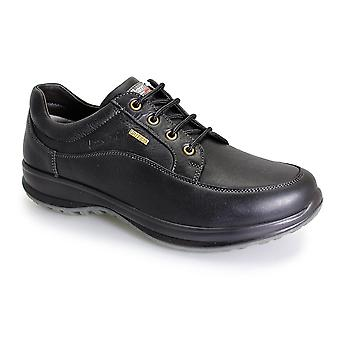 Grisport Livingston Zwarte Actieve Schoen