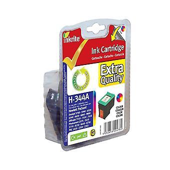 Inkrite NG inktcartridges (HP 344) voor HP PSC 1610 2350 Deskjet 5740 6520 6620 6980 - C9363E Clr