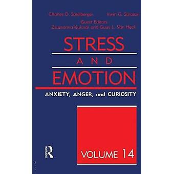 Stress And Emotion by Spielberger & Charles D.