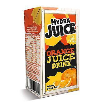Hydra Orange Juice Drink Cartons