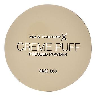 Compact Powders Creme Puff Max Factor/55 - candle glow