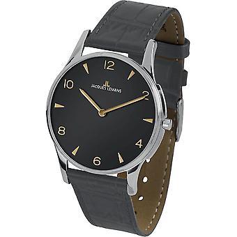 Jacques Lemans - Wristwatch - Ladies - London - Classic - 1-1851ZE