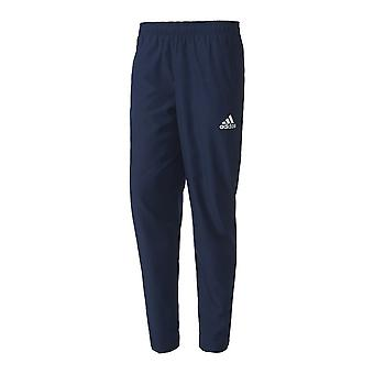 Adidas Tiro 17 Tkane Spodnie BQ2793 uniwersalne spodnie męskie przez cały rok