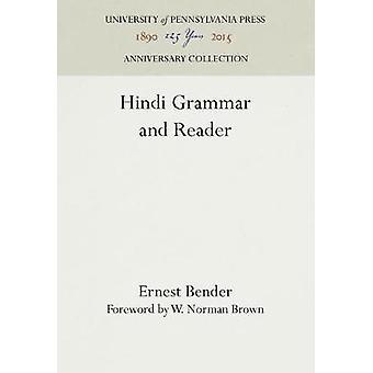 Hindi Grammar and Reader by Bender & Ernest