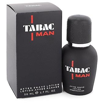 Tabac man after shave lotion by maurer & wirtz 548146 50 ml