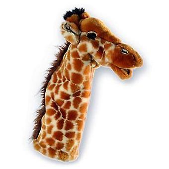The Puppet Company Long Sleeved Glove Puppet Giraffe