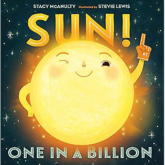 Sun! One in a Billion by Stacy McAnulty - 9781250199324 Book