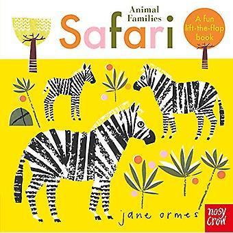 Animal Families - Safari by Jane Ormes - 9781788004541 Book
