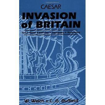 Invasion of Britain by Julius Caesar - 9780865163348 Book