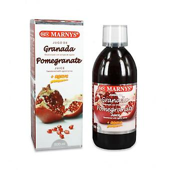 Marny's Pomegranate Juice with Agave Syrup 500 ml