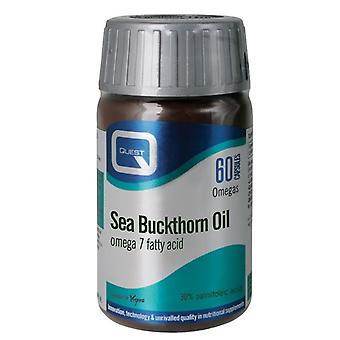 Quest Vitamins Sea Buckthorn Caps 60 (601496)
