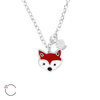 Fox - 925 Sterling Silver Necklaces - W32742x