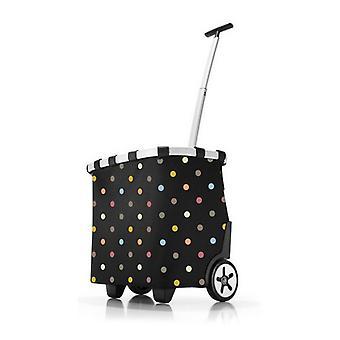 Einkaufswagen Reisenthel CARRY CRUISER Mehrfarbig (32 X 47,5 x 42 cm)