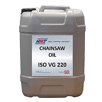 HMT HMTL048 Chainsaw Oil Iso VG 220 - 20 Litre Plastic