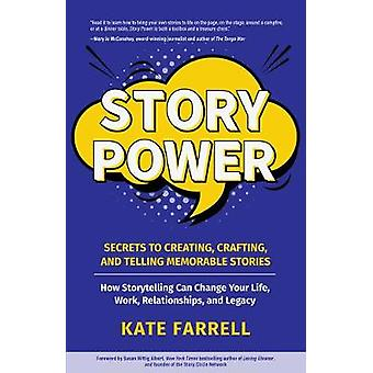 Story Power - Secrets to Creating - Crafting - and Telling Memorable S
