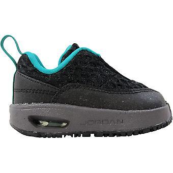 Nike Air Jordan Cmft Air Max 12 Black/fresh-water 428925-010 Toddler