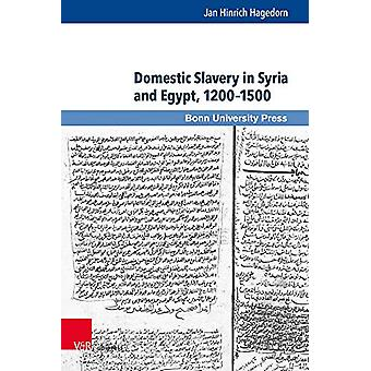 Domestic Slavery in Syria and Egypt - 12001500 by Jan Hinrich Hagedor