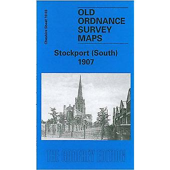 Stockport (South) 1907 - Cheshire Sheet 19.03 by Chris Makepeace - 978