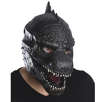 Godzilla King of the Monsters Movie Licensed Mens Costume 3/4 Vinyl Mask