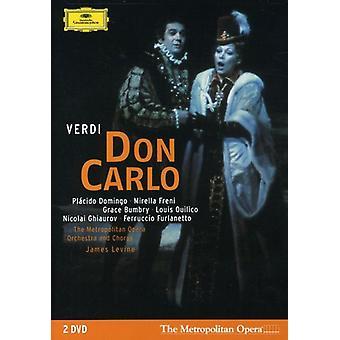 G. Verdi - Don Carlo [DVD] USA import
