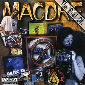 Mac Dre - Best of Mac Dre [CD] USA import
