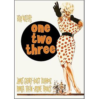 One Two Three (1961) [DVD] USA import