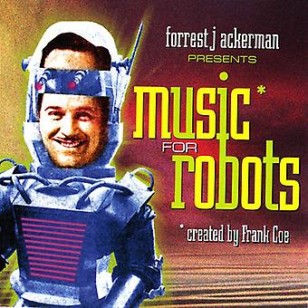 Music For Robots [CD] USA import