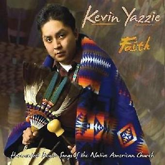 Kevin Yazzie - Faith [CD] Usa import