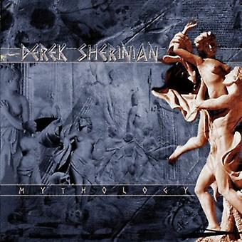 Derek Sherinian - Mythology [CD] USA import