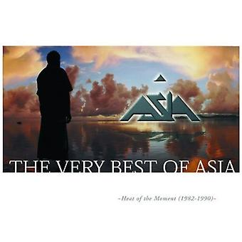 Asia - 1982-90 Very Best of Heat of T [CD] USA import