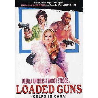 Loaded Guns [DVD] USA import