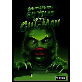 Creature Feature: 60 Years of the Gill-Man [DVD] USA import