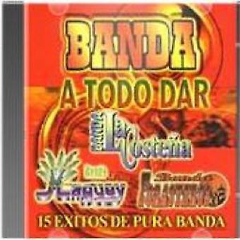 Various Artist - Banda a Todo Dar [CD] USA import