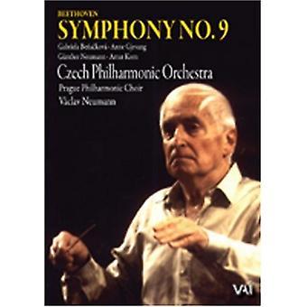 L.V. Beethoven - Symphony 9 (Velvet Revolution Concert) [DVD] USA import