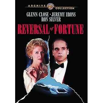 Umkehrung der Fortune [DVD] USA importieren