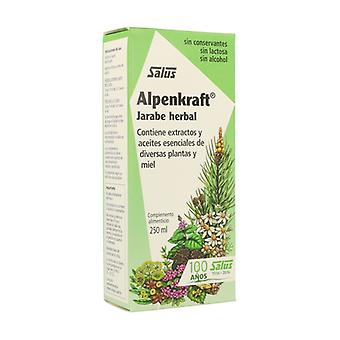 Alpenkraft Respiratory Tract 200 ml of essential oil