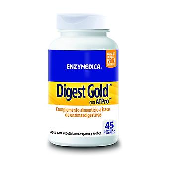 Digest Gold with ATPro 45 vegetable capsules