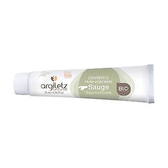 Toothpaste with Salvia Bio 75 ml