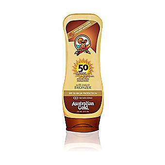 Sunscreen Spf50 Lotion With Bronzer 237 ml