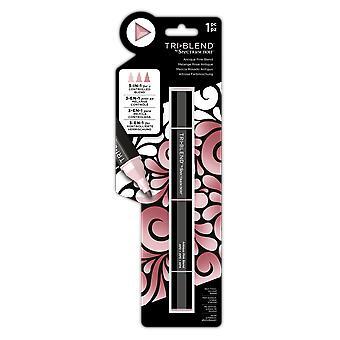 Spectrum Noir TriBlend Marker Antique Pink Blend