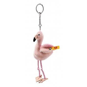 Pendentif de Steiff Mingo Flamingo 9 cm