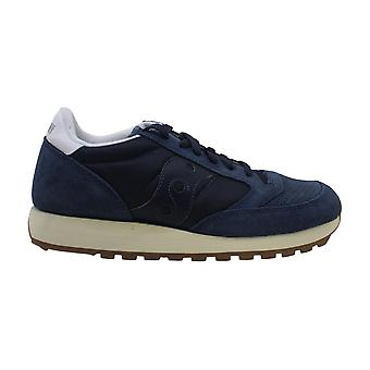 Saucony Mens Jazz Original Low Top Lace Up Fashion Sneakers