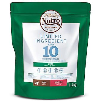 Nutro Dog Dry Limited Ingredient Diet Adult - Small With Lamb - 1.4kg
