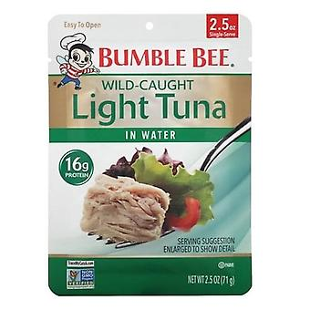 Bumble Bee Wild Caught Light Tuna In Water