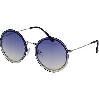 Sunglasses Women's trend blue/yellow (3250)