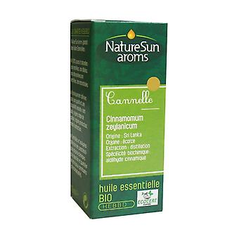 Organic cinnamon essential oil 10 ml of essential oil